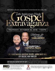 NBLCA's 30th Year Anniversary Finale Gospel Extravaganza